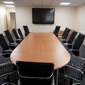 The new boardroom