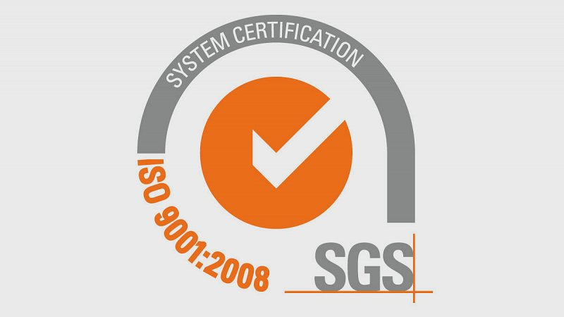 ISO 9001 Quality Assurance Accreditation