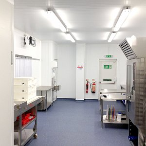 Chough Bakery Facility fit-out